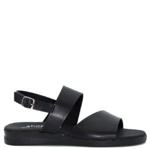 Flatform Σανδάλια Shoes Step κωδ 436 Μαύρο