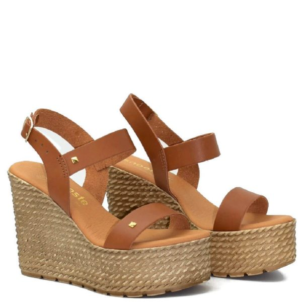 Πλατφόρμες Shoe Step κωδ 721 Ταμπά
