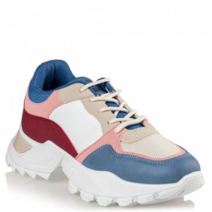 Sneaker Mairiboo M42-13833 Μπλε