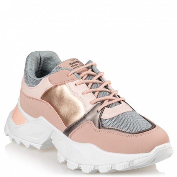 Sneaker Mairiboo M42-13833 Ροζ