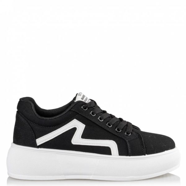 Sneaker Mairiboo M74-13826 Μαύρο