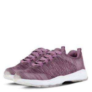 Sneaker B&W Μωβ KV2 28107