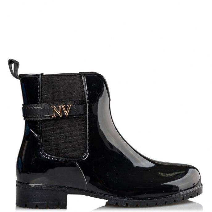 Γυναικείες Γαλότσες MissNV V22-14023 Μαύρο